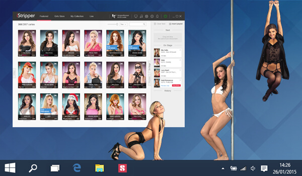 Click to view iStripper 1.2.240 screenshot